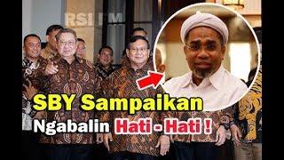 Video SBY Tegaskan Saya Bukan Bawahan JOKOWI, Ngabalin Hati-Hati Bicara MP3, 3GP, MP4, WEBM, AVI, FLV September 2018