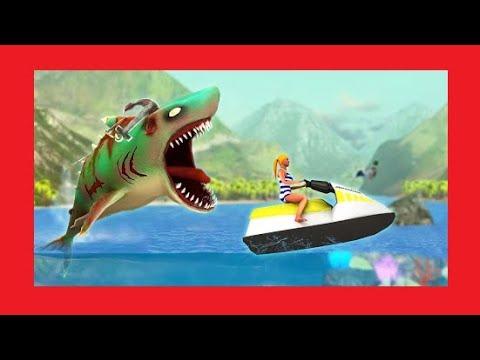 🔴  RECHINUL FIOROS 🔔 Joc cu Plaje realiste și subacvatice