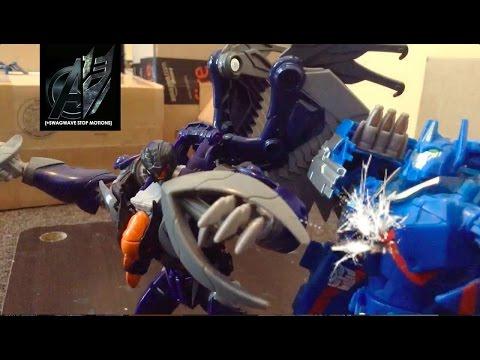 Transformers Prime - Transformers Prime Legacy Ep 16
