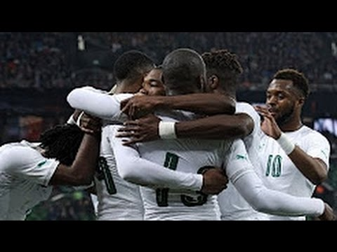 Russia Vs Ivory Coast 0-2 All Goals Extended Highlights 24/03/2017