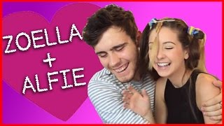 Video Zoe & Alfie's Cutest Moments Ever!  | Zoella & PointlessBlogTV MP3, 3GP, MP4, WEBM, AVI, FLV Juli 2018