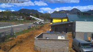 2014-05-26 - Estes Park Fairgrounds MPEC Time-Lapse