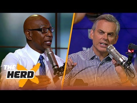 Eric Dickerson reacts to the biggest stories from Thursday's preseason action | NFL | THE HERD