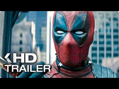 DEADPOOL 2 Trailer 4 German Deutsch (2018)