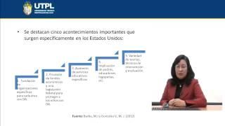 UTPL PERSPECTIVA HISTÓRICA DE LAS DIFICULTADES DE APRENDIZAJE [(CIENCIAS EDUCACIÓN)]