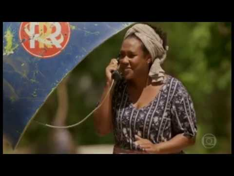 Luana Xavier no papel de Neide na novela Sol Nascente (TV Globo- 2017)- Cena 02