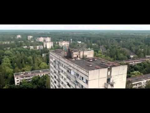 Drone in Pripyat (Chernobyl)
