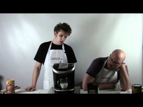 Episode 3: Keurig VUE Coffee Maker review by Highly Caffeinated Comedy Club