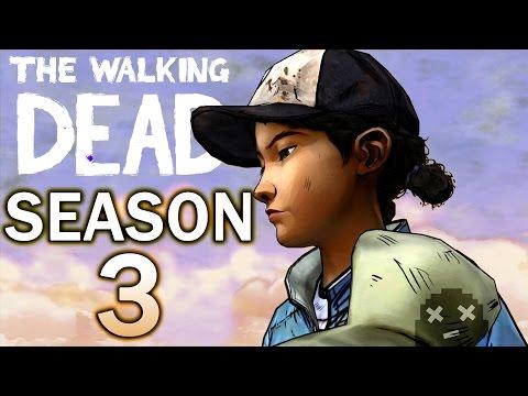 Скриншоты игры Ходячие мертвецы игра 3 Сезон    The Walking Dead season 3 android
