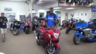 9. 2014 Suzuki Hayabusa 50th Anniversary Edition Review