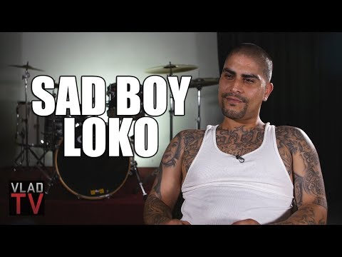 Sad Boy Loko Gives The Backstory Of The Scar On His Face And His Name