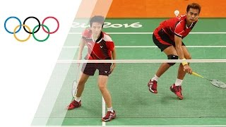 Video Rio Replay: Badminton Mixed Doubles Gold Medal Match MP3, 3GP, MP4, WEBM, AVI, FLV Februari 2018