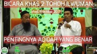 Bicara Khas bersama Ustaz Azhar Idrus dan Ustaz Abdul Somad, Masjid Al-Falah, Selangor, Malaysia