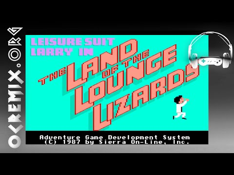 OC ReMix #1677: Leisure Suit Larry in the Land of the Lounge Lizards 'Larry's Funky House of Lowe'