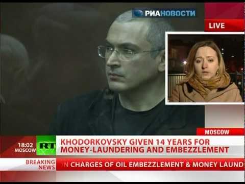 Long Term Solution: Khodorkovsky-s got to love his jail