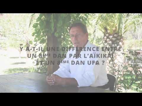 Interview Christian TISSIER SHIHAN - 8° DAN D'AÏKIDO