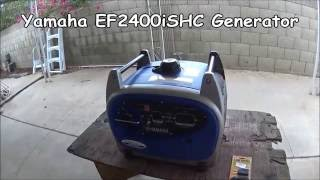 7. Adding an Inductive Hour Meter to the Yamaha EF2400iSHC Generator