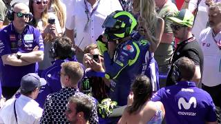 Video Exciting race dutch motogp tt Assen  2018 Marc Márquez wins Rossi 5th MP3, 3GP, MP4, WEBM, AVI, FLV Agustus 2018