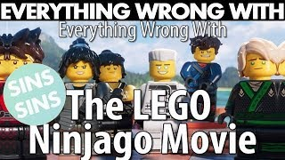 """Video Everything Wrong With """"Everything Wrong With The LEGO Ninjago Movie In 13 Minutes Or Less"""" MP3, 3GP, MP4, WEBM, AVI, FLV Juni 2018"""