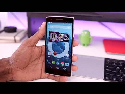 OnePlus One Cyanogen 11S OS features