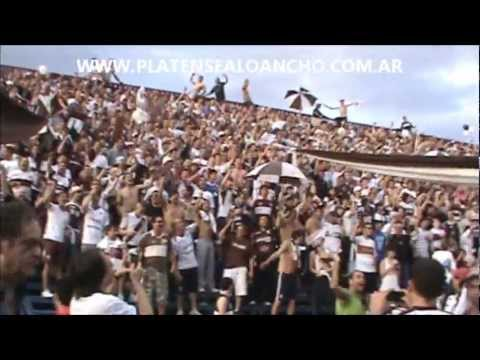 La Hinchada de Platense copó Rosario | Central Córdoba 1 - 2 Platense | Fecha 12 | 2012/13 - La Banda Más Fiel - Atlético Platense