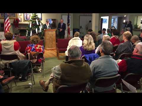 Bob Bradich Wilmington Pearl Harbor commemoration