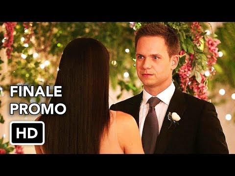 """Suits 7x15 """"Tiny Violin"""" / 7x16 """"Good-Bye"""" Promo (HD) Season 7 Episode 16 Promo Season Finale"""