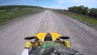 3. 2008 Can-Am Renegade 500 Top Speed