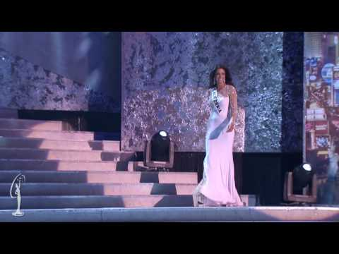 Miss USA 2010 - Prelim Evening Gown 1 видео