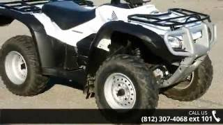 8. For Sale: 2008 Honda Fourtrax Foreman 4X4