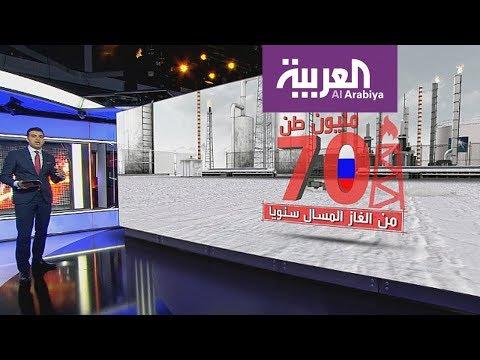 العرب اليوم - شاهد: شراكة سعودية مرتقبة في الغاز الروسي المسال