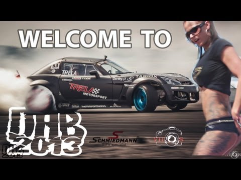 WELCOME TO DHB 2013 |  By VITOS 17