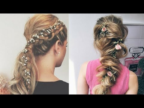 Short hair styles - Simple Hairstyle For Girl For Everyday   Part 8