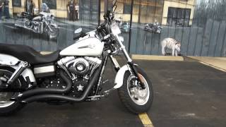 7. 2011 Harley-Davidson FXDF Fat Bob