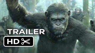 Nonton Dawn Of The Planet Of The Apes Official Trailer  1  2014    Gary Oldman Movie Hd Film Subtitle Indonesia Streaming Movie Download