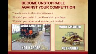 Lesson 12 Become Unstoppable Against Your Competition