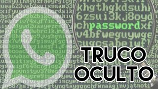 Increible Truco Secreto En WhatsApp | Fallo En Whatsapp