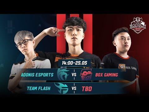TRỰC TIẾP: Box Gaming vs Team Flash - Chung kết Đấu Trường Danh Vọng Xuân 2019 - Thời lượng: 6:38:48.