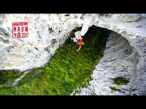 Rock Climbing: Petzl RocTrip China 2011 (Full Movie)