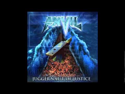 ANVIL Juggernaut Of Justice - FukenEh! online metal music video by ANVIL