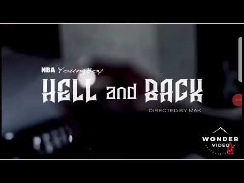 NBA Youngboy hell and back clean(official music video wshh exclusive)