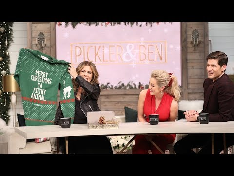 Rita Wilson on Life with Tom Hanks, Holiday Traditions and Making Music - Pickler & Ben