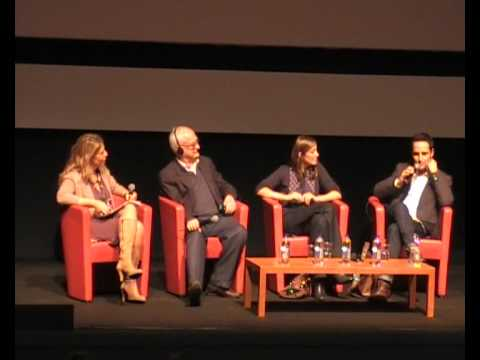 The City of Your Final Destination - Conference with James Ivory and Alexandra Maria Lara/Part 2