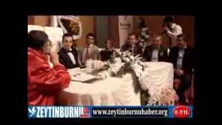 Ak Partiİl Genel Meclis Üyesi Mustafa İbrahimoğlu Kızı Ayşe'yi Evlendirdi