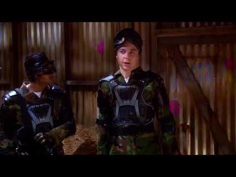 The Big Bang Theory S02 E16 Sheldon takes revenge on Penny