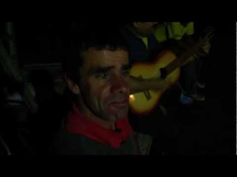 Cavalgada Porto do Conde-São Jerônimo-RS (27/08/12)