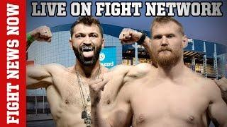Andrei Arlovski vs. Josh Barnett at UFC Fight Night Hamburg, Werdum vs. Rothwell on Fight News Now by Fight Network
