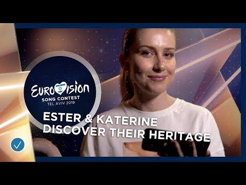 Video - Eurovision 2019: H Ελένη Φουρέιρα κάνει τεστ DNA για την καταγωγή της και σοκάρεται με το αποτέλεσμα
