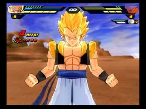 DBZ 2 against 5 (Wii)
