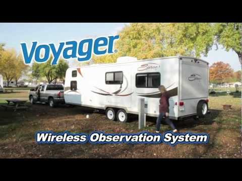 Voyager Wireless Observation System by ASA Electronics